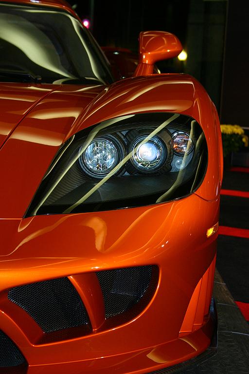 Saleen S7 Close-Up