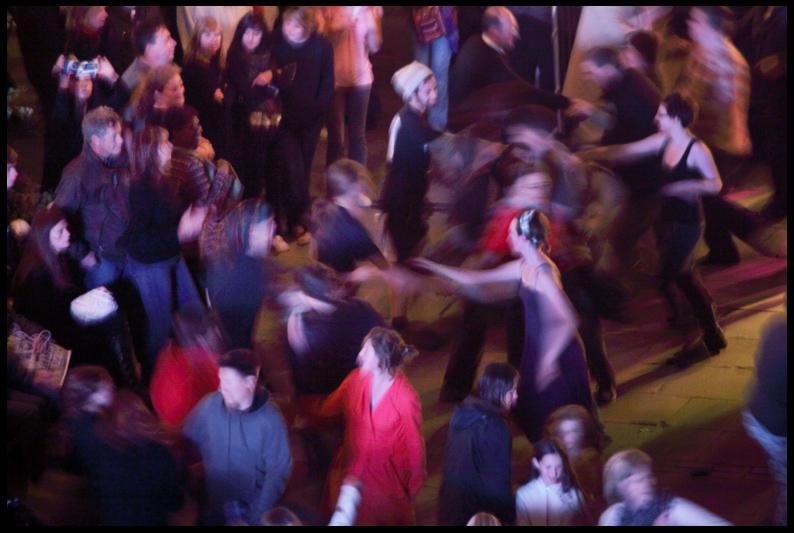 Ceilidh and Festé Street Party