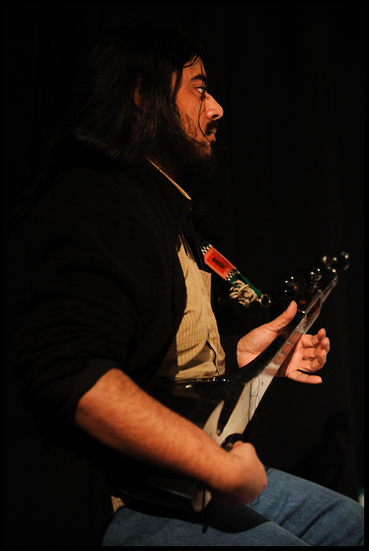 Loughborough Rehearsals and Performanceg