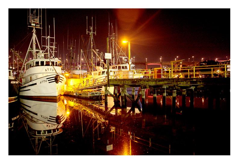 The Attu - Fishermans Wharf