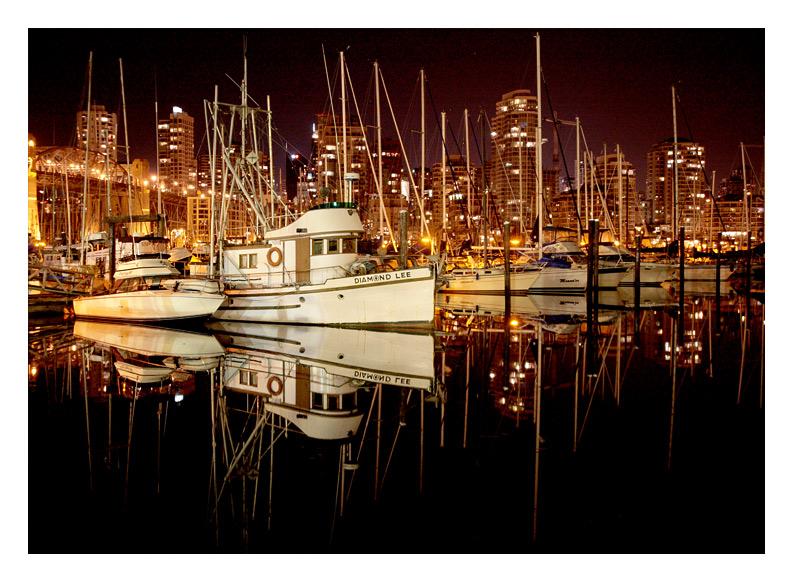 Diamond Lee - Fishermans Wharf