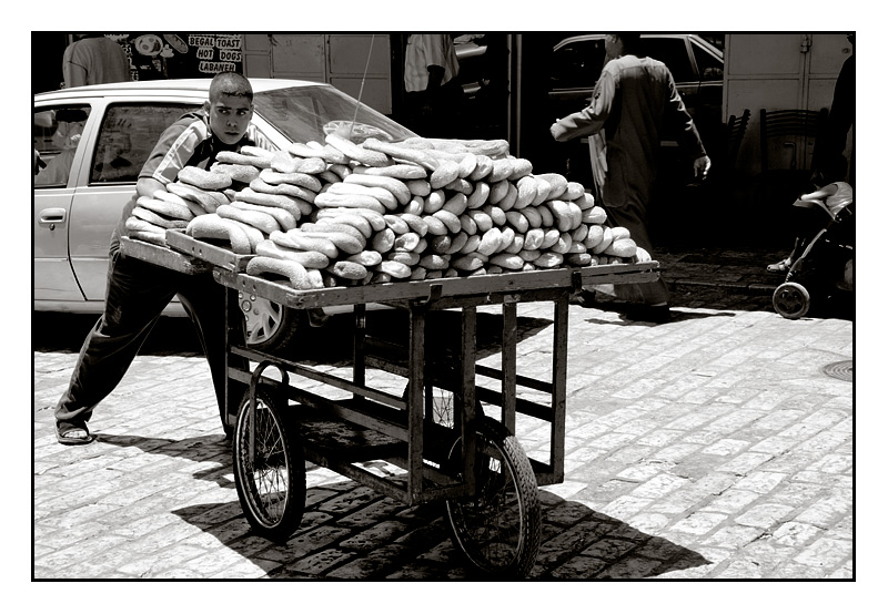The Bread Barrow
