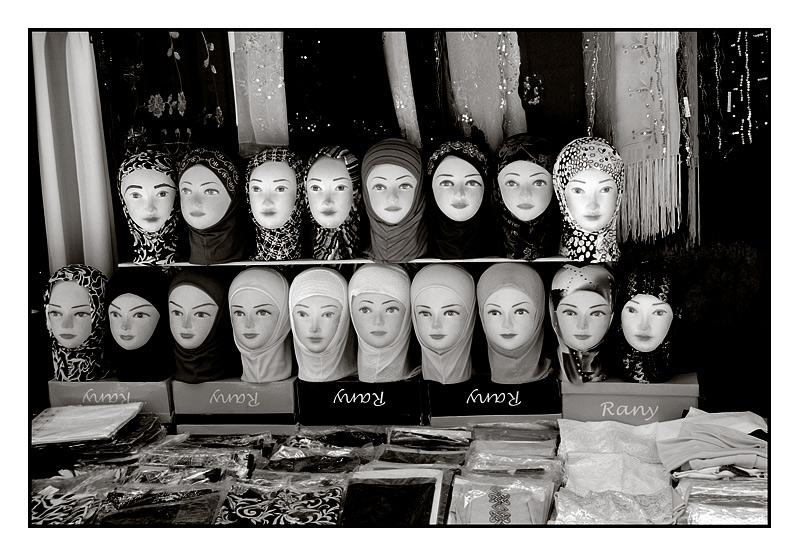 A Head For Fashion