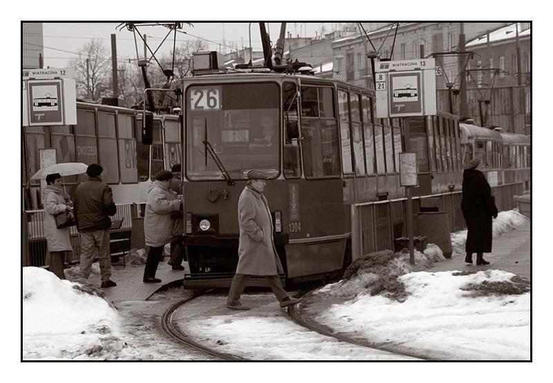 Terminus - East Warsaw