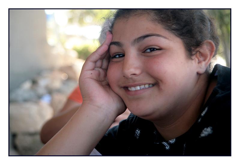 Happiness - Palestine