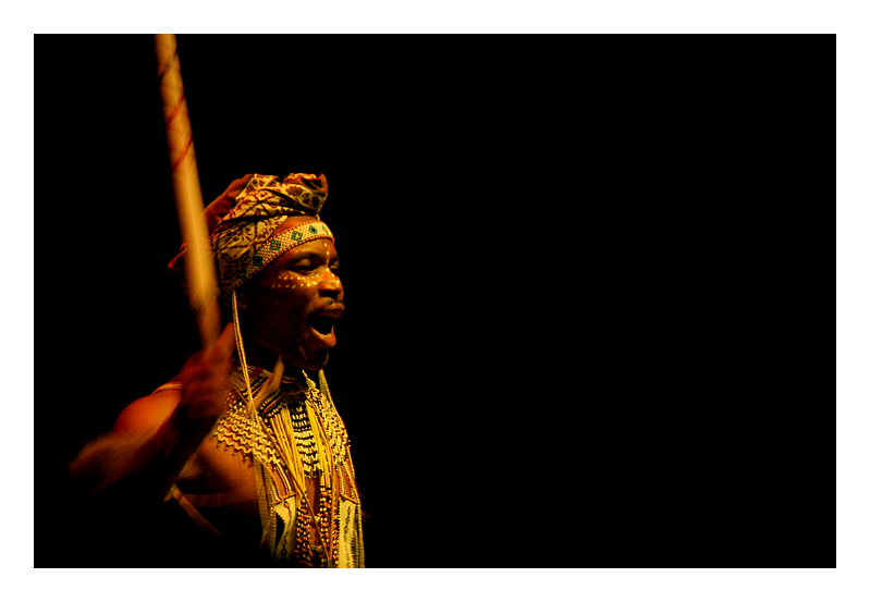 On Stage At The Sage - Horn Of Africa