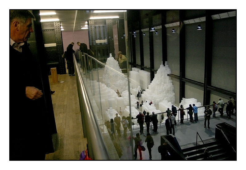 Whiteread At The Tate