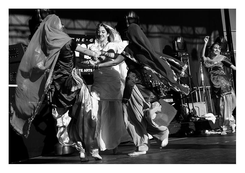 Sikh Dancers