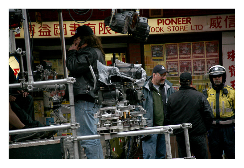 Film In China Town