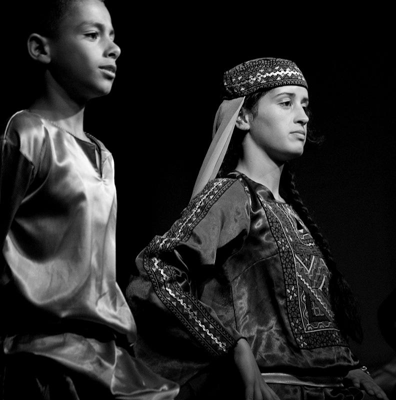 Debke Dancers of Ayda Camp