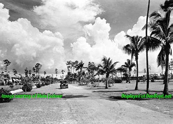 1923 - Country Club Prado Boulevard in Coral Gables