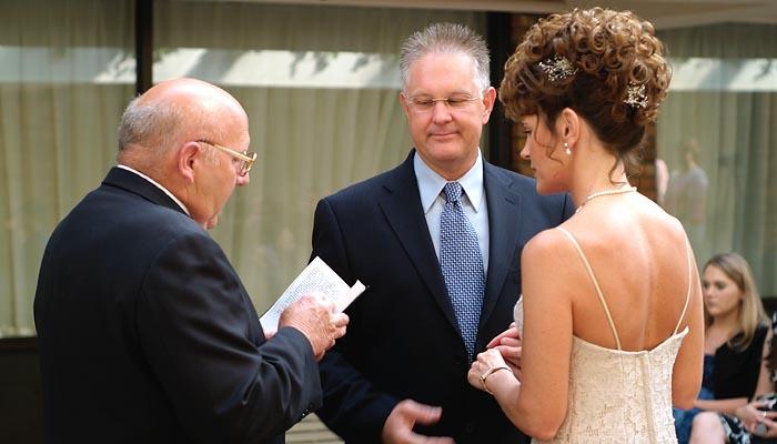 The wedding, photo #7227