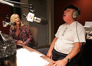 2006 - Rick Shaw and morning co-host Donna Davis - retirement announced November 28, 2006