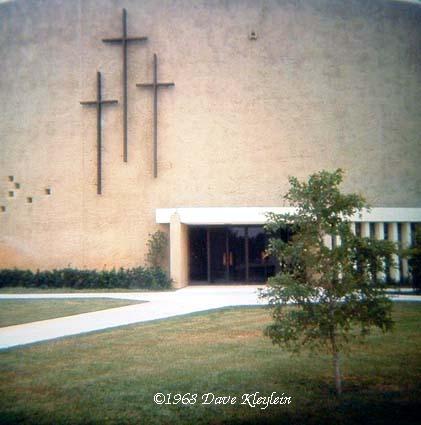 1968 - Holy Family Catholic Church in North Miami