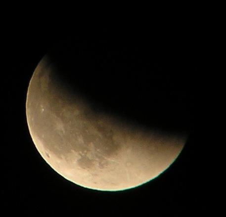 Lunar Eclipse 11/8/03