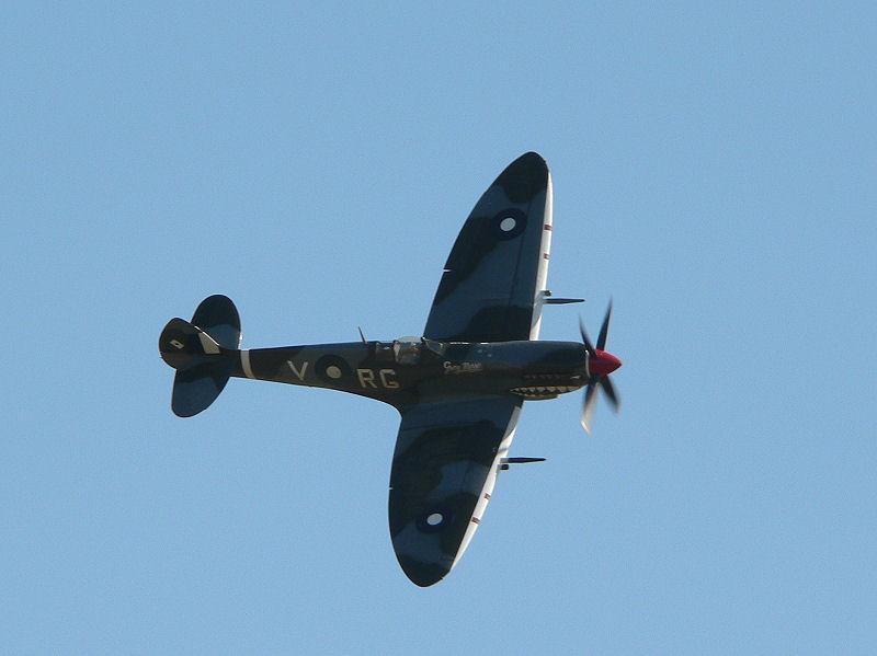 Supermarine Spitfire Mk VIII.