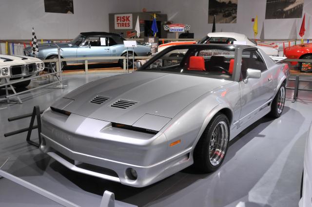 1987 pontiac firebird suntour concept car by asc 350 cid v8 210