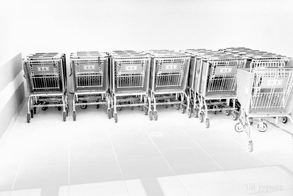photoshopped carts