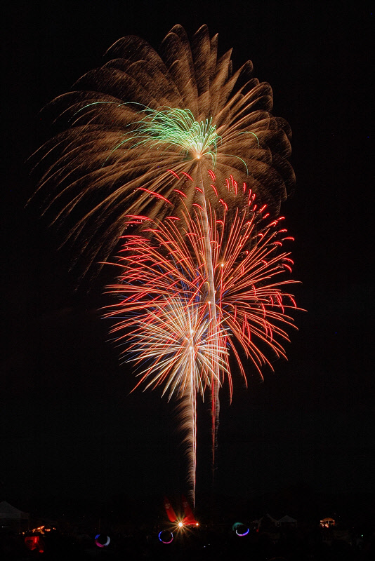 Overlook Park Fireworks 7-4-2009 (2826)