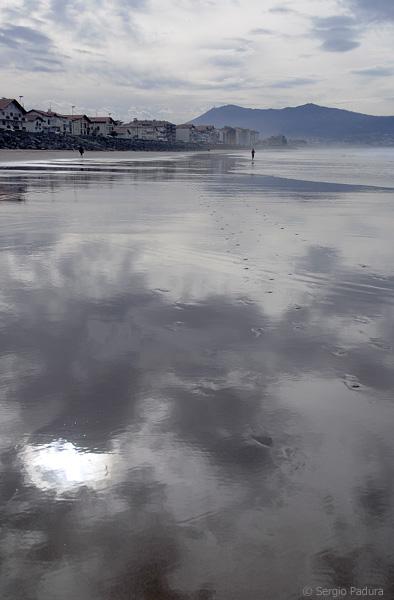 Hendaye reflections