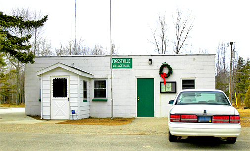 FORESTVILLE VILLAGE HALL