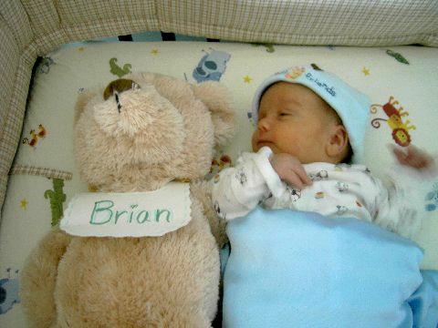 BRIAN--CUTE AS DOLLS