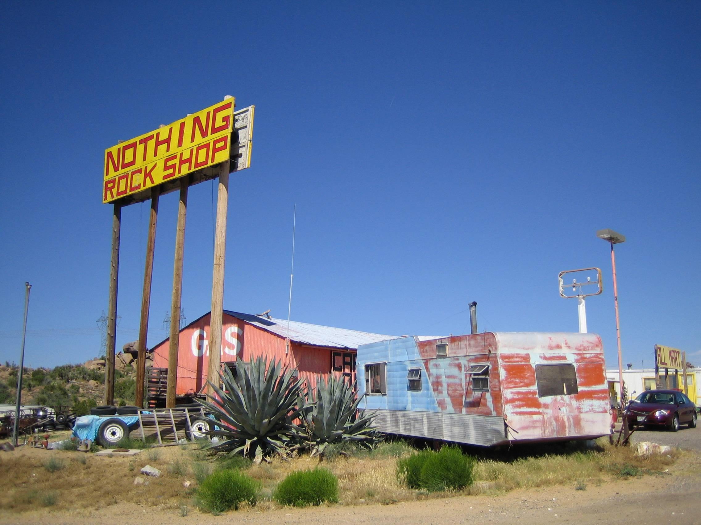Nothing Rock Shop