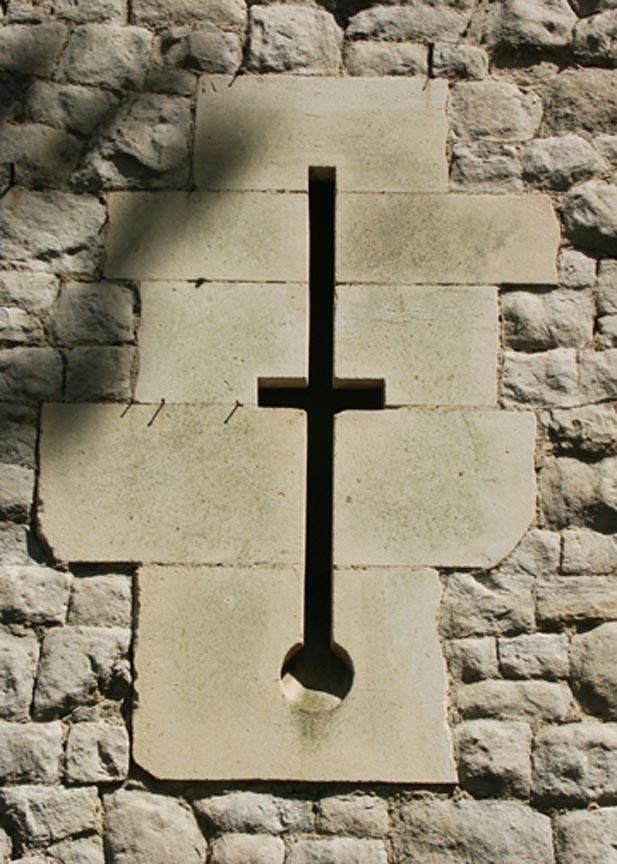 London Tower Cross