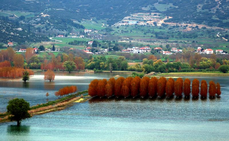 LAKE - STYMFALIA ...
