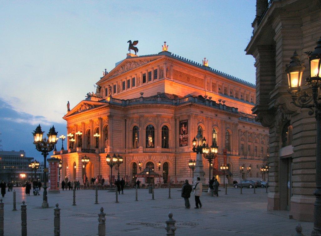 Alte Oper Evening