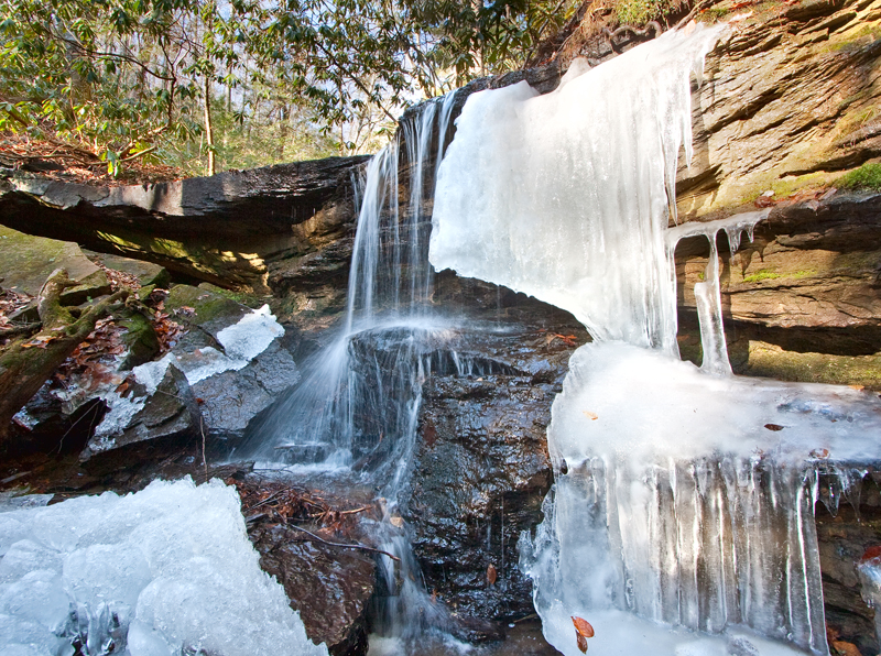 Upper Bell Falls