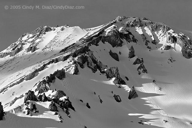 Shasta, Casaval Ridge, Avalanch Gulch