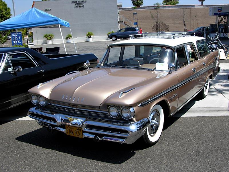 1959 DeSoto Shopper Staton Wagon