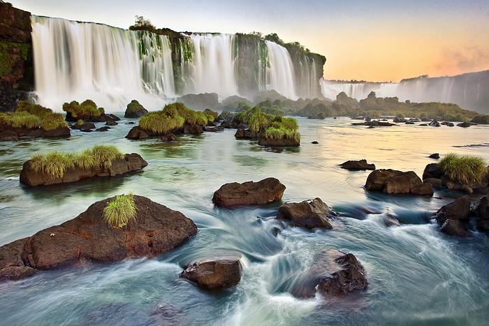 Caratatas do Iguaçu