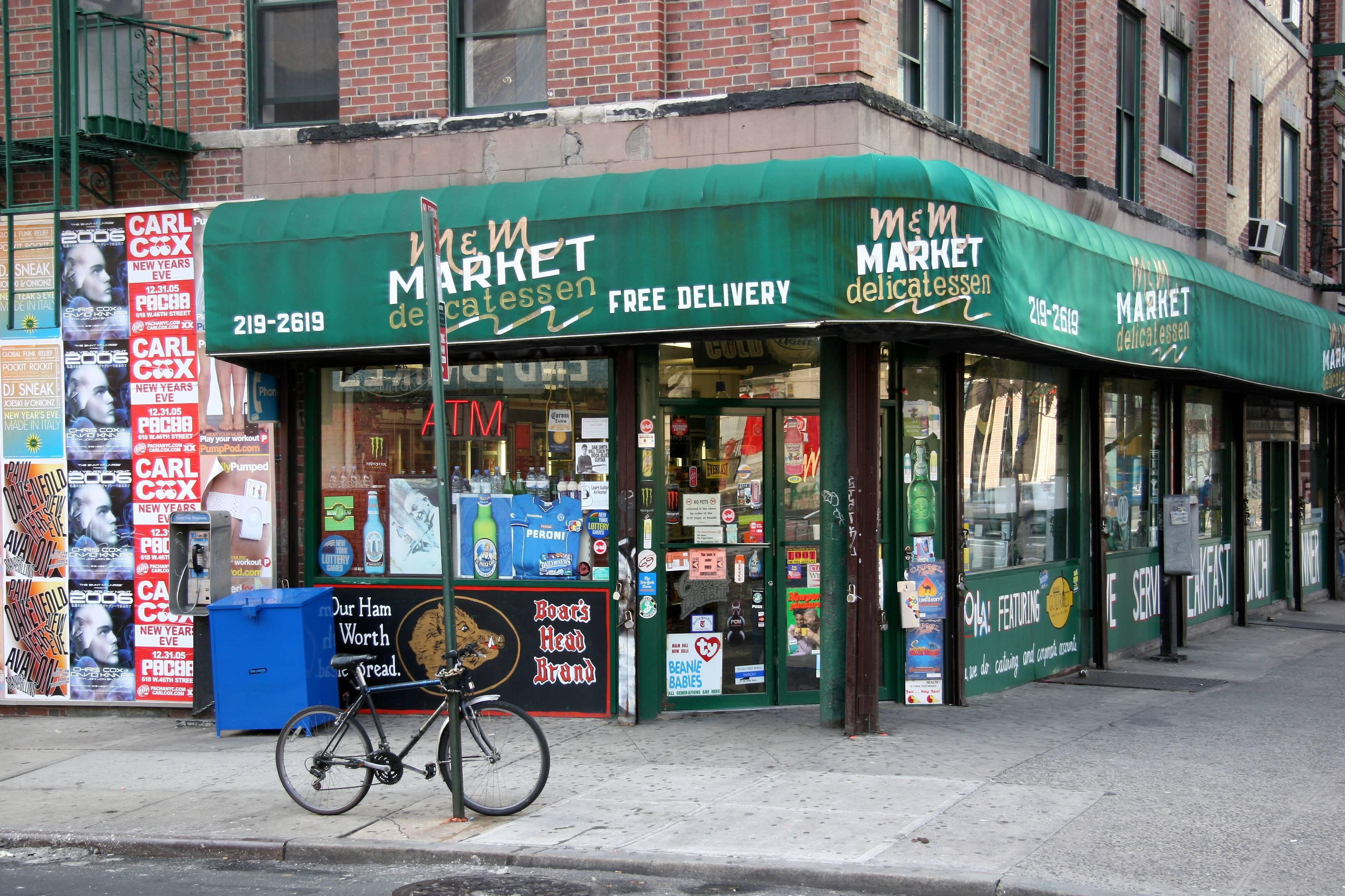 M&M Market at Spring Street