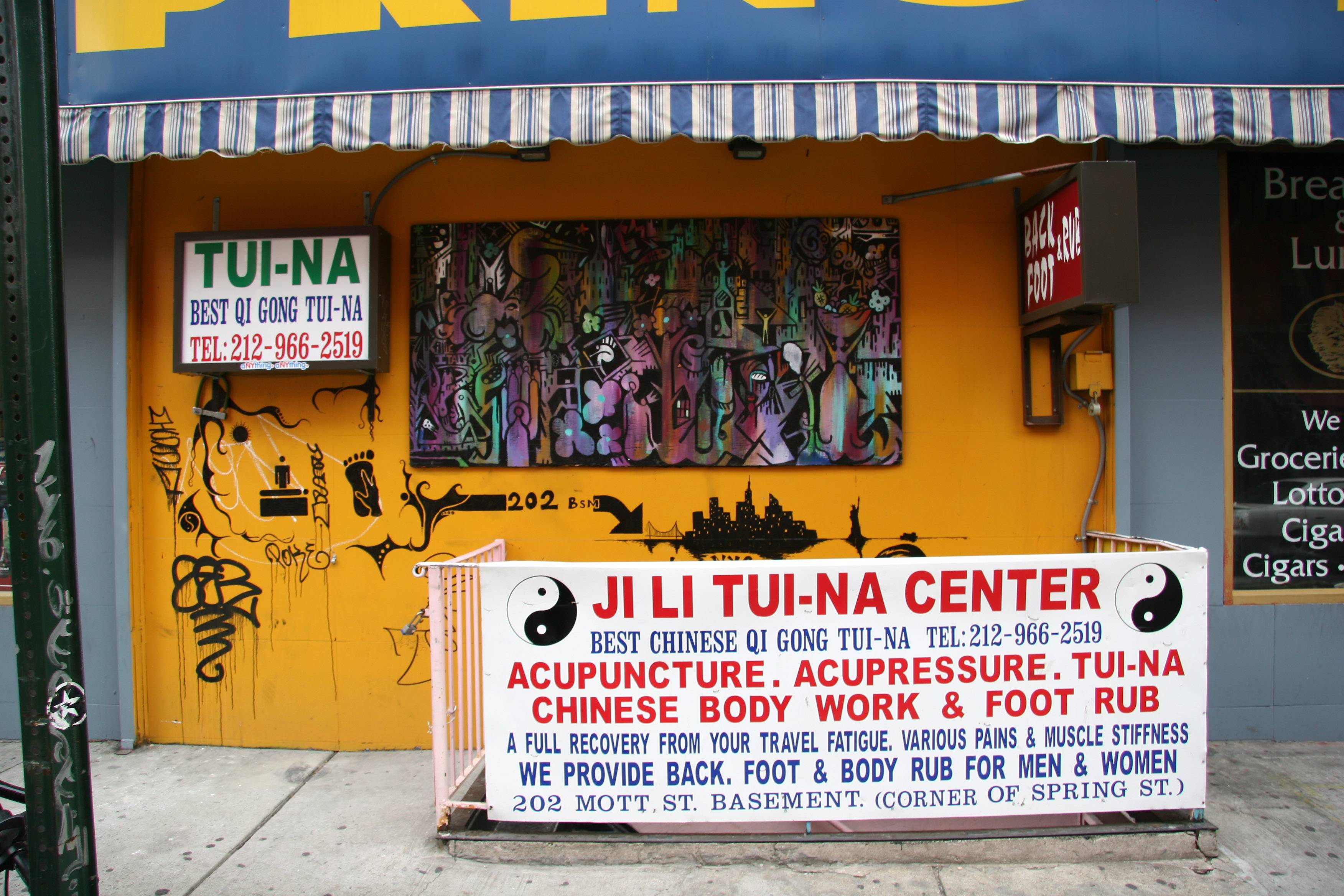 Tui-Na Qi Gong Acupuncture Center