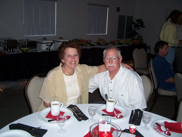 Kathy and Herb