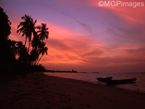 Carabane Island, Senegal