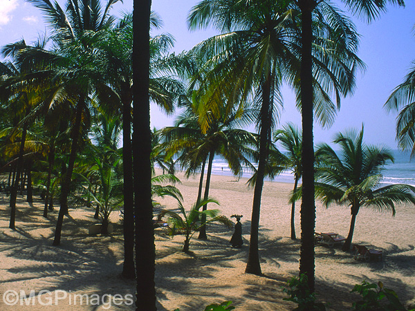 Cap Skirring, Casamance, Senegal