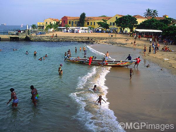 Gorée Island, Senegal