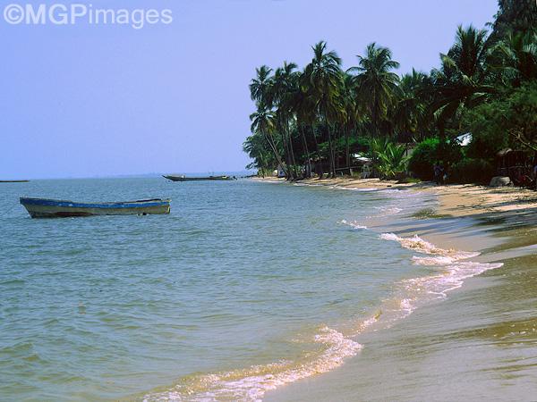 Carabane Island, Casamance, Senegal