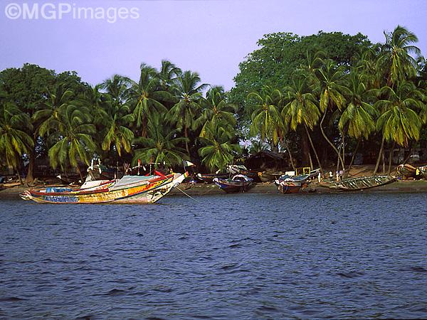 Elinkine, Casamance, Senegal