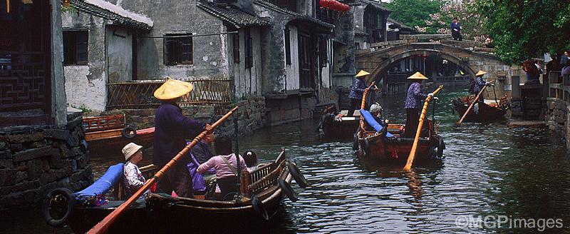 Zhouzuang, China