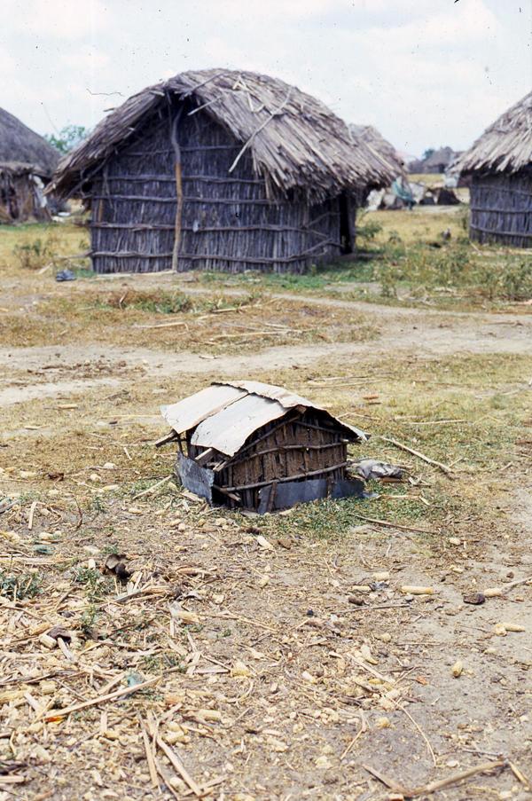 Kids hut