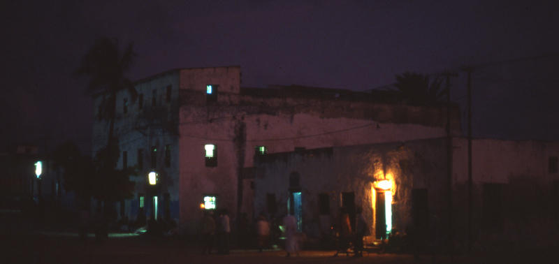Mogadishu by night
