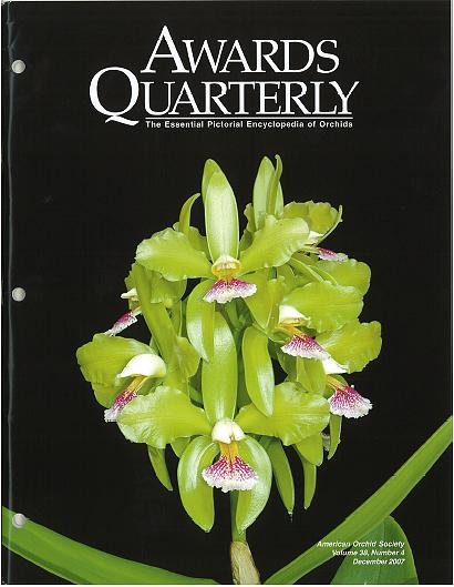 The Last Award Quarterly