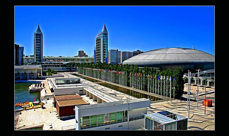 ... Expo view ... Lisbon - Portugal !