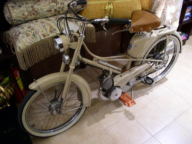old velocette