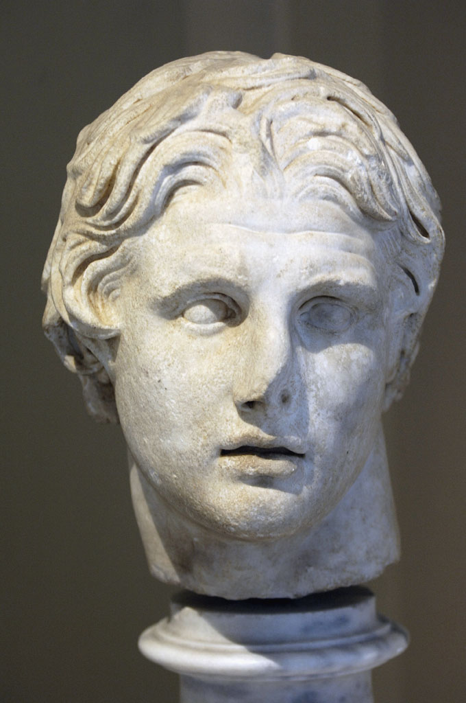 Istanbul Archaeological Museum 1193 Alexander.jpg