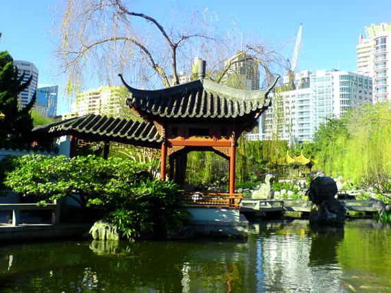 Chinese Gardens 4